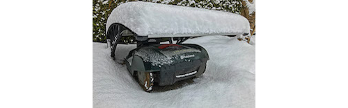 Automower Winterservice Pakete