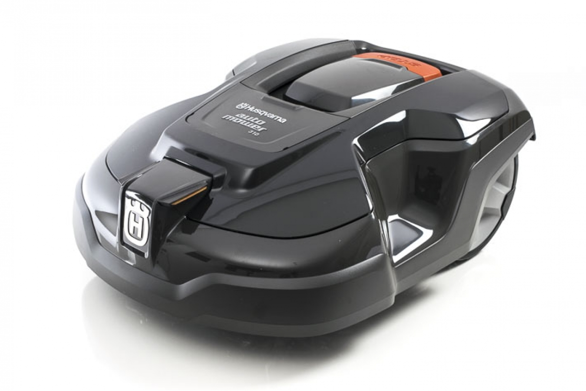 husqvarna automower 310 m hroboter connect home. Black Bedroom Furniture Sets. Home Design Ideas