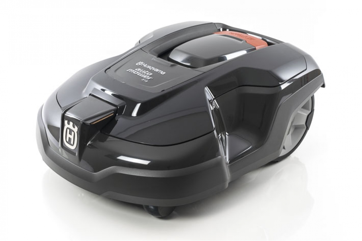 husqvarna automower 315 m hroboter connec thome. Black Bedroom Furniture Sets. Home Design Ideas