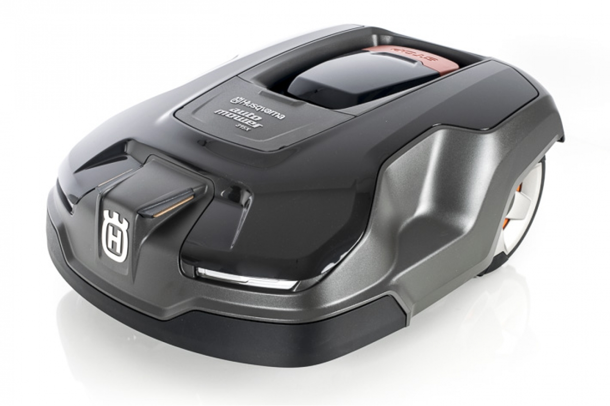 husqvarna automower 315x mit gps unterst tzer navigation. Black Bedroom Furniture Sets. Home Design Ideas