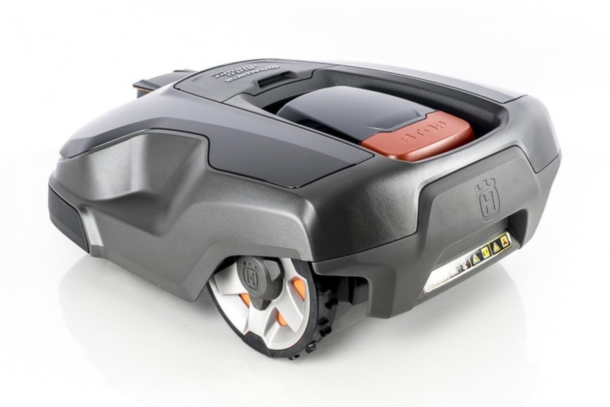 husqvarna automower 315x mit gps unterst tzer navigation. Black Bedroom Furniture Sets. Home Design Ideas