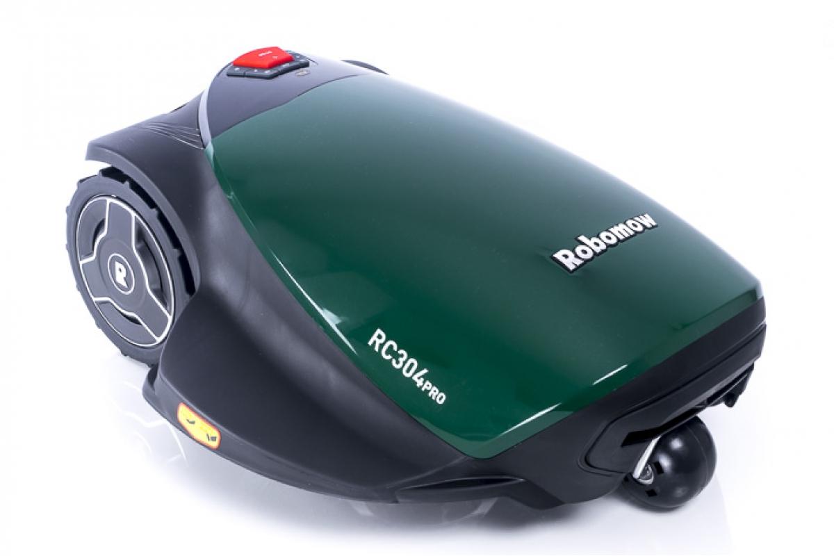 robomow rc304 pro m hroboter bis 500qm mit gsm modul und 3 jahre garantie 795 00. Black Bedroom Furniture Sets. Home Design Ideas