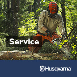 Service für Husqvarna