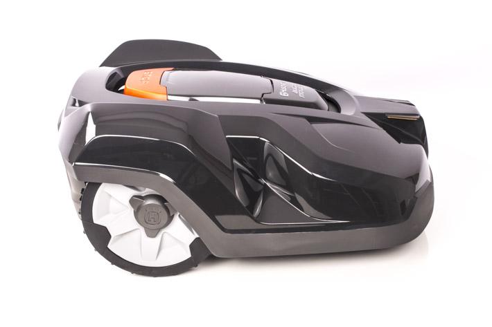 Der neue Husqvarna Automower® 440 Mähroboter, Installation, leise, schnell