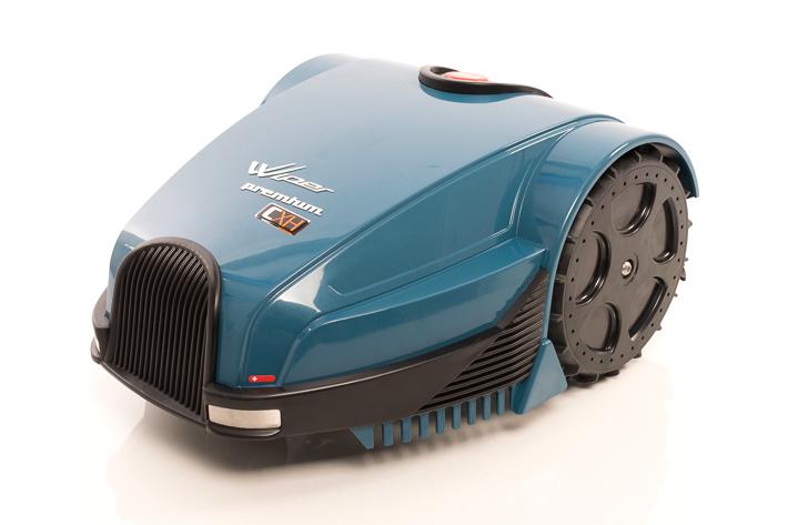 robotico Kurztest: Wiper Premium Mähroboter