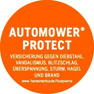Automower Protect- der Schutz gegen Diebstahl
