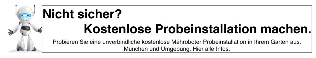 Probeinstallation in München und Umgebung