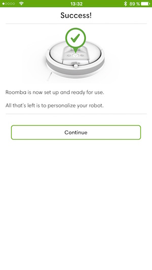 Die neue iRobot App für das Smartphone