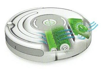 Gepflegte Böden und Sauberkeit dafür sorgen die Roomba® 600er