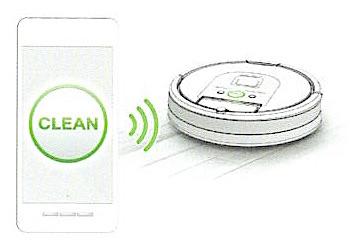 Den iRobot Roomba® ganz entspannt Über iRobot-HOME App bedienen