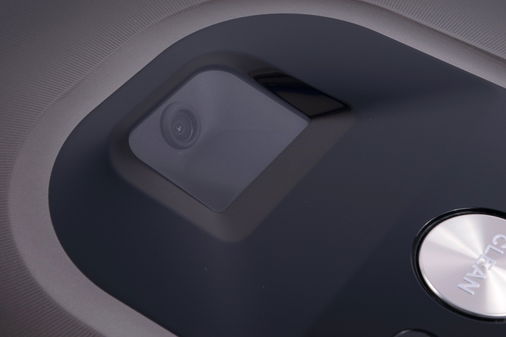 Neu ist auch die integrierte Kamera beim 980